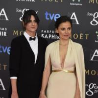 Las parejas de cine de los Premios Goya 2015