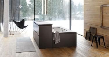 Be yourself, de Alape, soluciones para bañeras y lavabos exentos