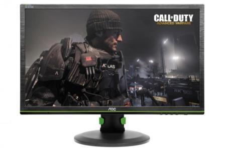 AOC G2460Pg es su nueva apuesta de monitor gaming con G-Sync