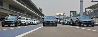 Manejamos el BMW Serie 3 hecho en México: tan grandioso como el de Alemania