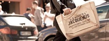Clonados y pillados: esta es la bolsa de playa de Stradivarius con sabor a Jacquemus