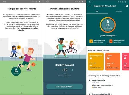 Fitbit Charge 4 Analisis Experiencia Uso Desempeno Monitoreo Actividad Fisica Minutos Zona Activa
