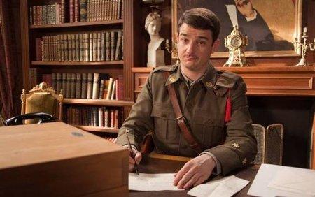 'Plaza de España', una comedia simpática en mitad de la Guerra Civil