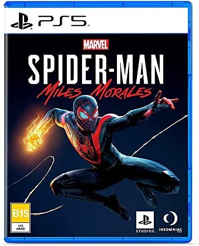Marvel's Spider-Man: Miles Morales edición estándar para PlayStation 5