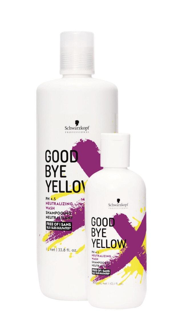 Schwarzkopf Good Bye Yellow Champú