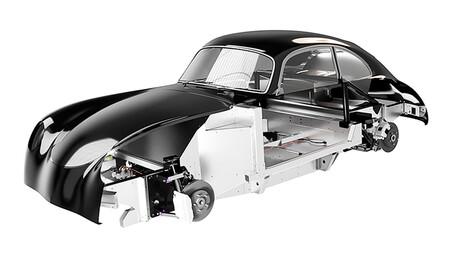 WEV Coupe, el primer coche desarrollado en la plataforma PACES