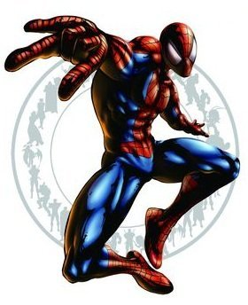Spiderman en Marvel vs. Capcom 3