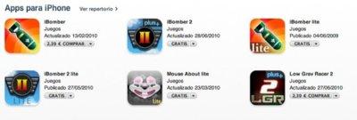 Apple continua con la limpieza, es el turno de los nombres de la App Store