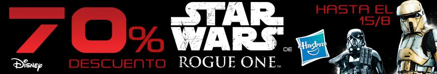 Promoción Star Wars Rogue One en Drim: las 7 mejores ofertas