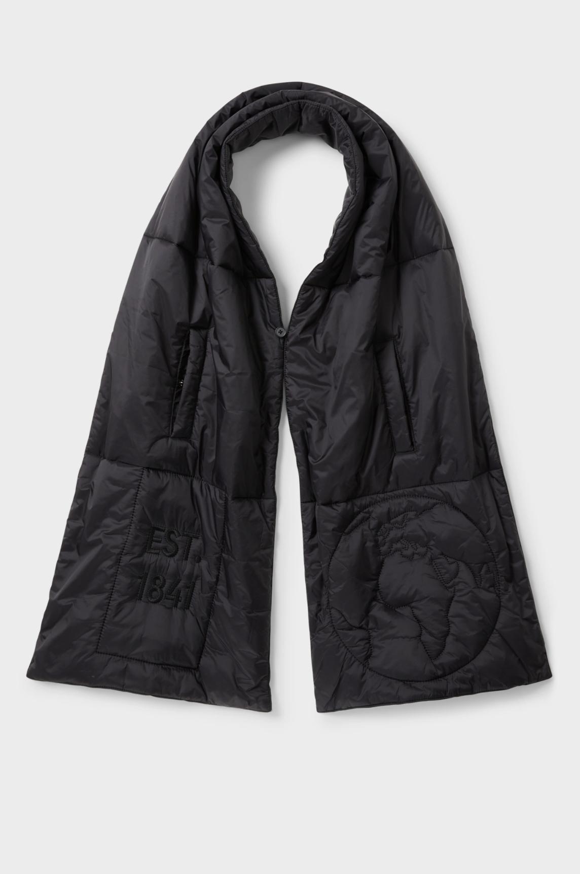 Bufanda acolchada - Reciclada