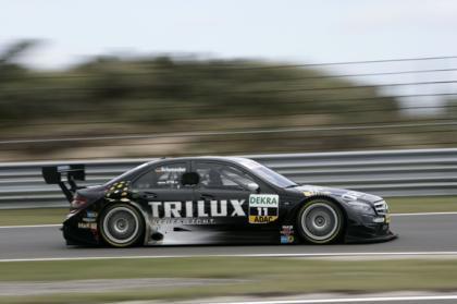 """Ralf Schumacher tendrá un Mercedes """"pata negra"""""""