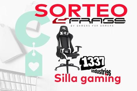 Sorteo: gana una silla gaming 1337 Industries con Compradicción y 4Frags [Finalizado]