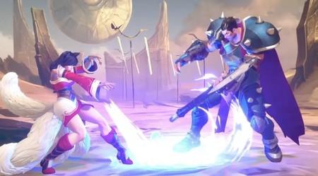 League of Legends probará suerte con los juegos de lucha con el llamado Project L