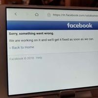 ¿No puedes ver memes en Facebook? La red social de Zuckeberg está caída en México, no es tu conexión