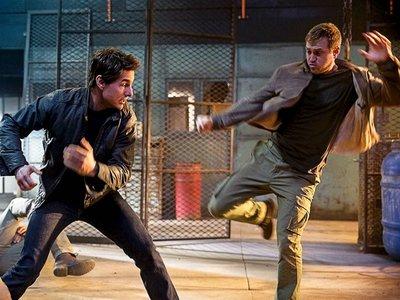 'Jack Reacher: Nunca vuelvas atrás', tráiler final con un Tom Cruise furioso