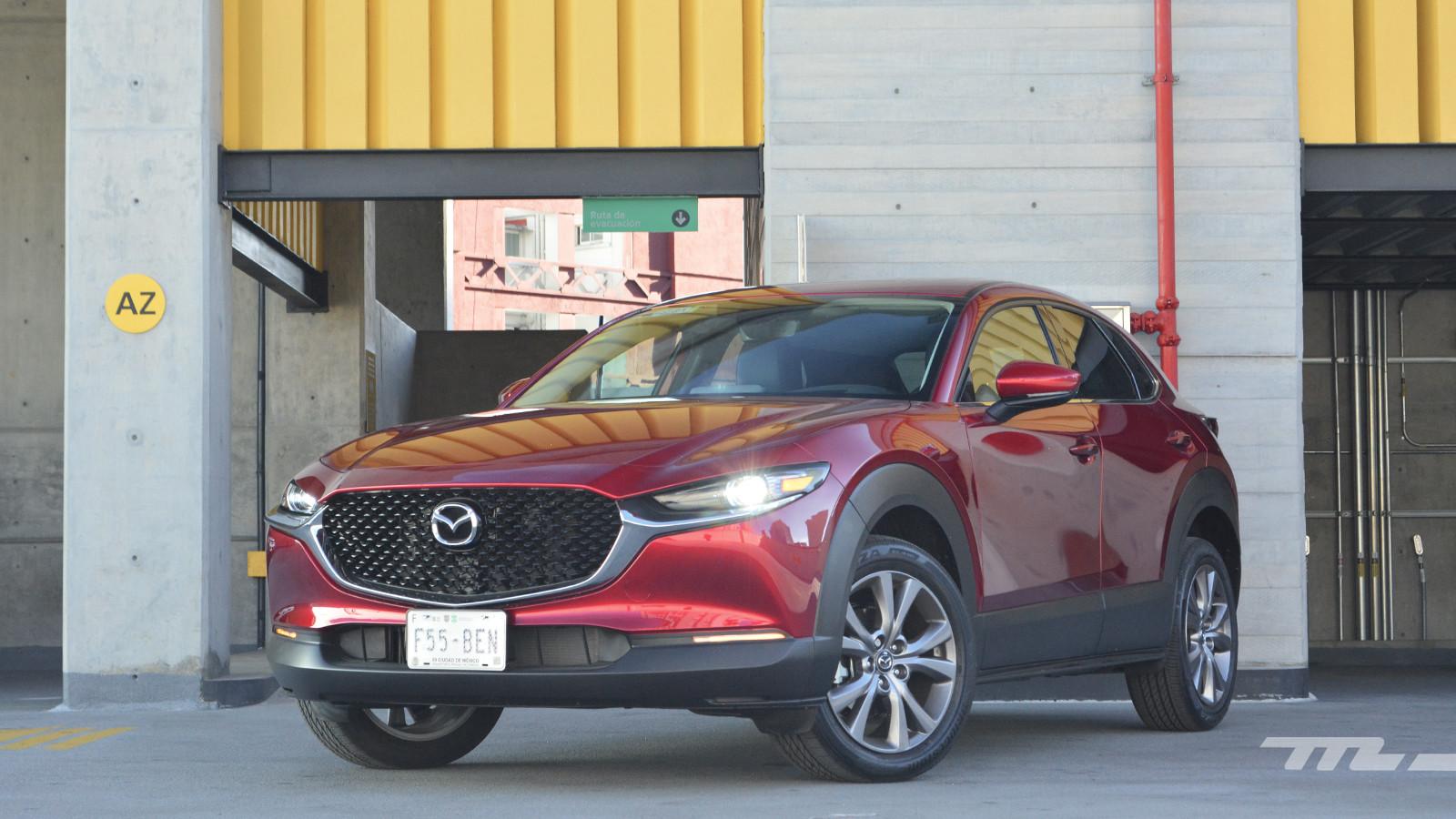 Foto de Mazda CX-30 (prueba) (8/25)