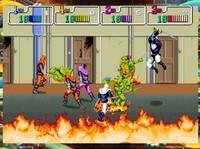 Tortugas mutantes en el XBLA