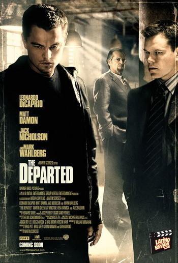 Nuevos posters de 'The Departed' de Martin Scorsese