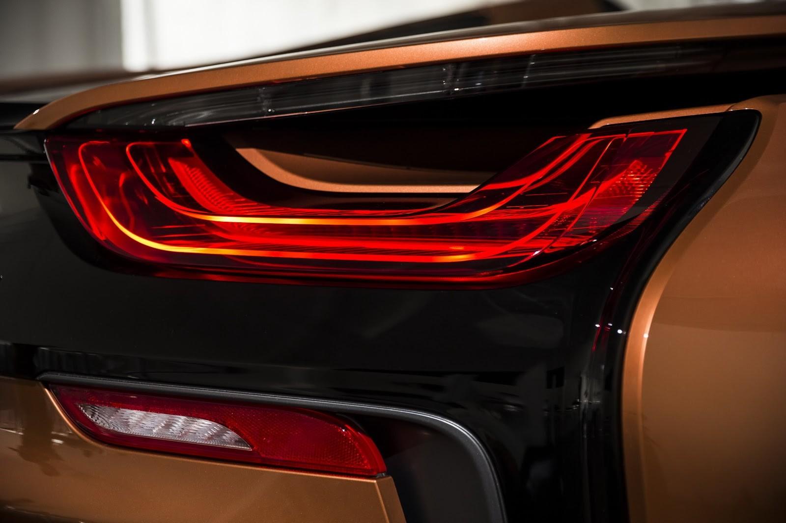 Foto de BMW i8 Roadster (primeras impresiones) (7/30)