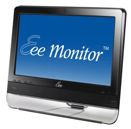 Asus Eee Monitor mostrado