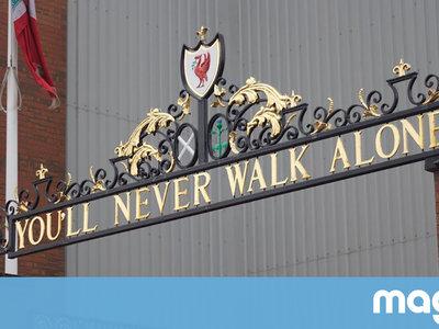"""""""You'll never walk alone"""": la curiosa historia detrás del himno fútbolero más famoso, el del Liverpool"""