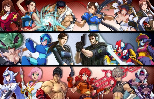 Project X Zone 2 Japan