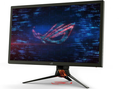 Asus ya tiene listos sus nuevos monitores pensando en el usuario gamer y presumiendo de altas prestaciones