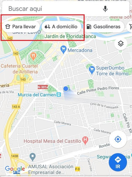 Screenshot 20200507 173032 Maps
