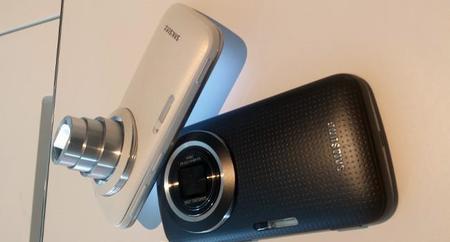 Samsung Galaxy K Zoom, primeras impresiones