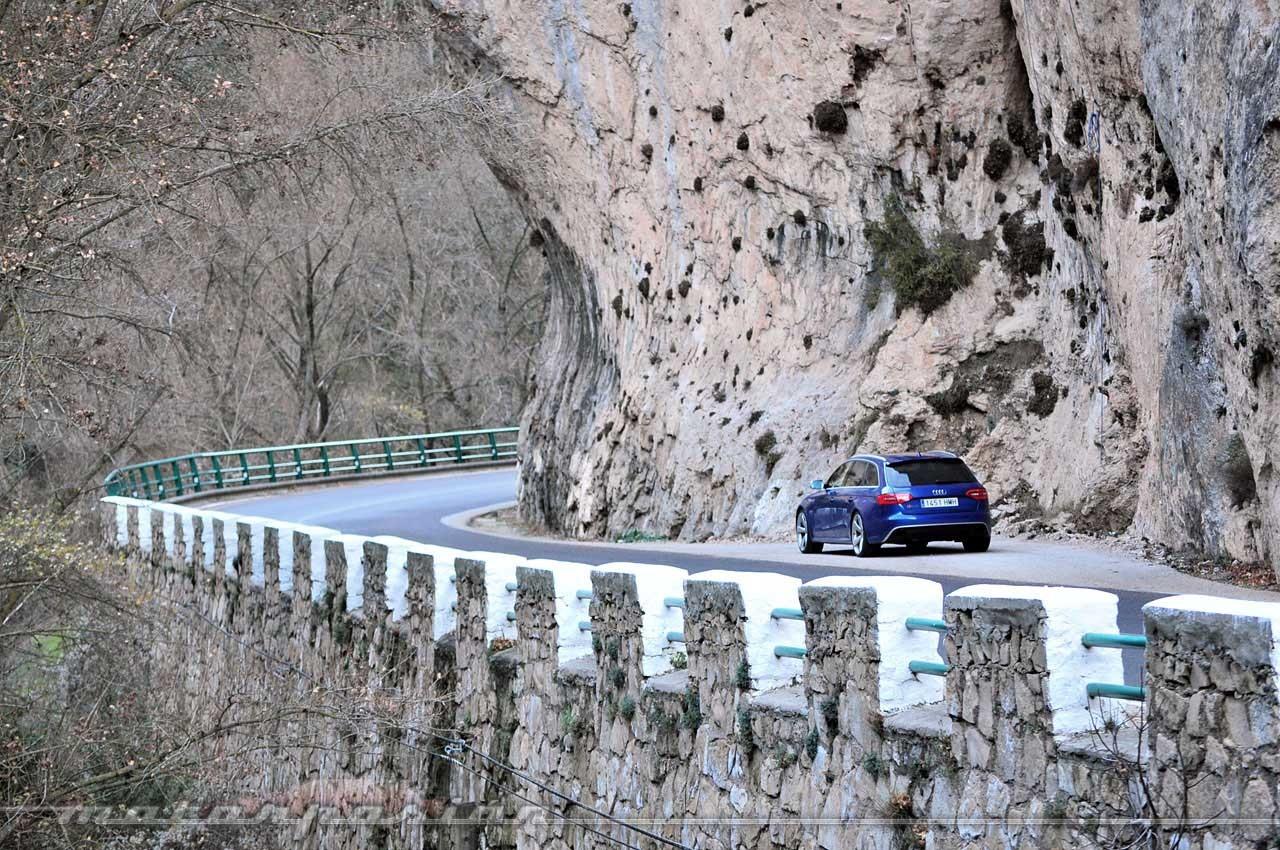 Foto de Audi RS4 Avant (prueba) (5/56)