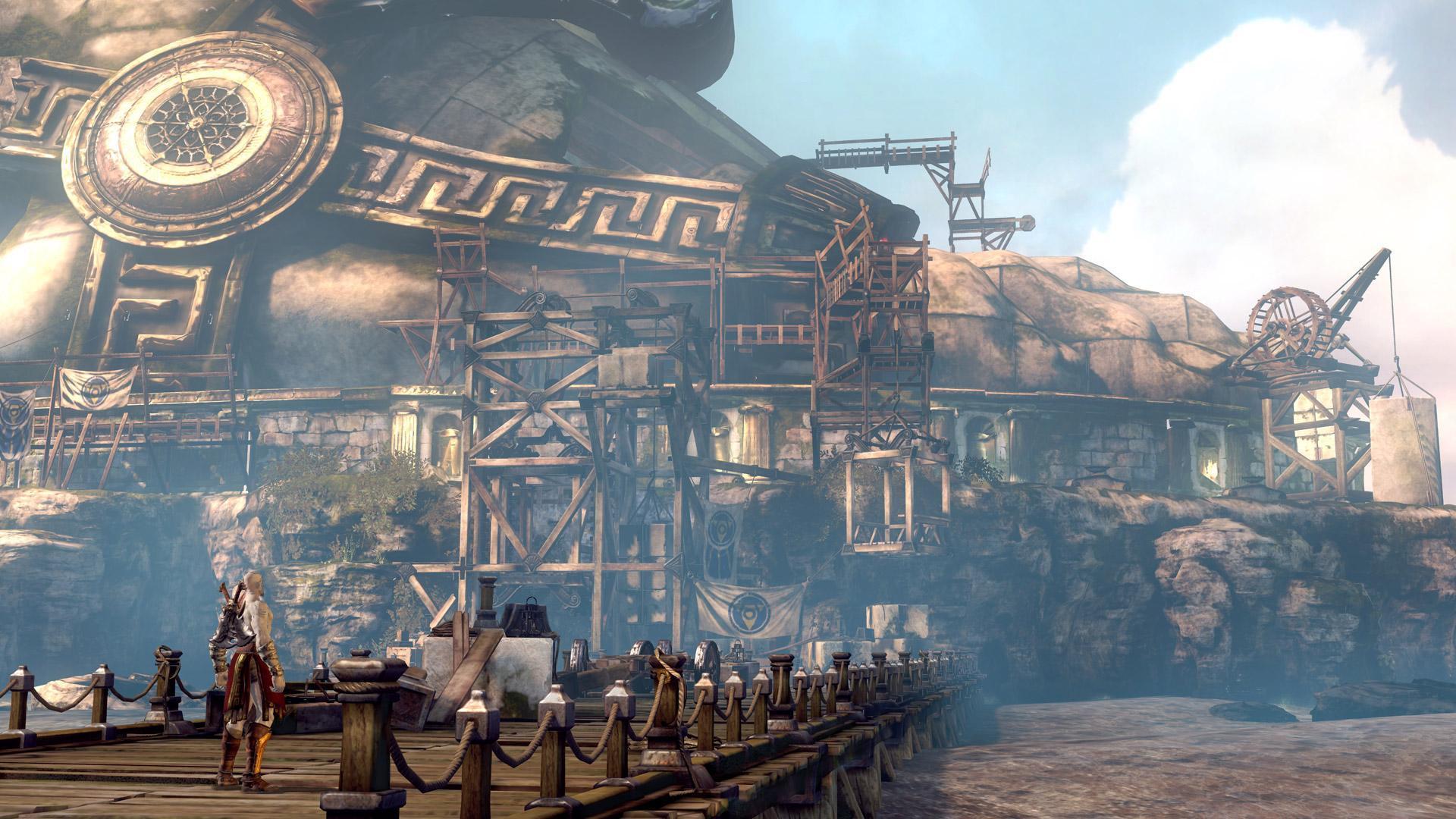 Foto de God of War: Ascension - 10/07/2012 (9/9)