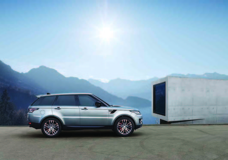 Land Rover Range Rove Sport S Limited Edition 2