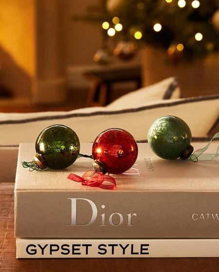 Pack 3 Bolas Navidad