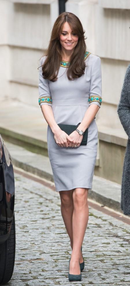 Kate Middleton Matthew Williamson