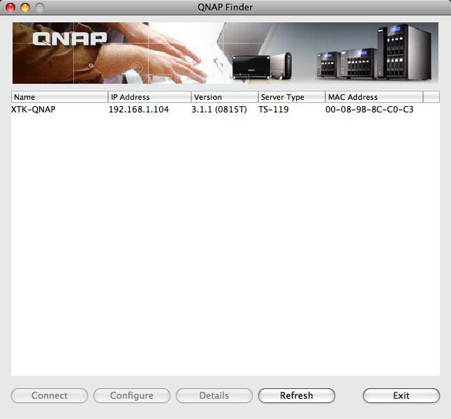 Foto de QNAP TS-119 Turbo NAS, análisis (25/25)
