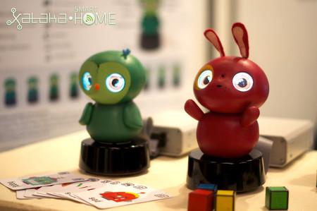 IXI Play, el monitor para bebés que acabará haciéndose amigo de tu hijo [Innorobo 2013]