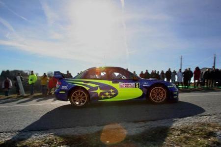 El Rally de Monte Carlo puede estar en el WRC y en el IRC a la vez