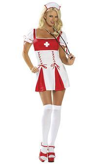 Carnaval: enfermera sexy