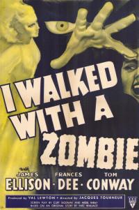 El cartel original de Yo Anduve con un Zombie