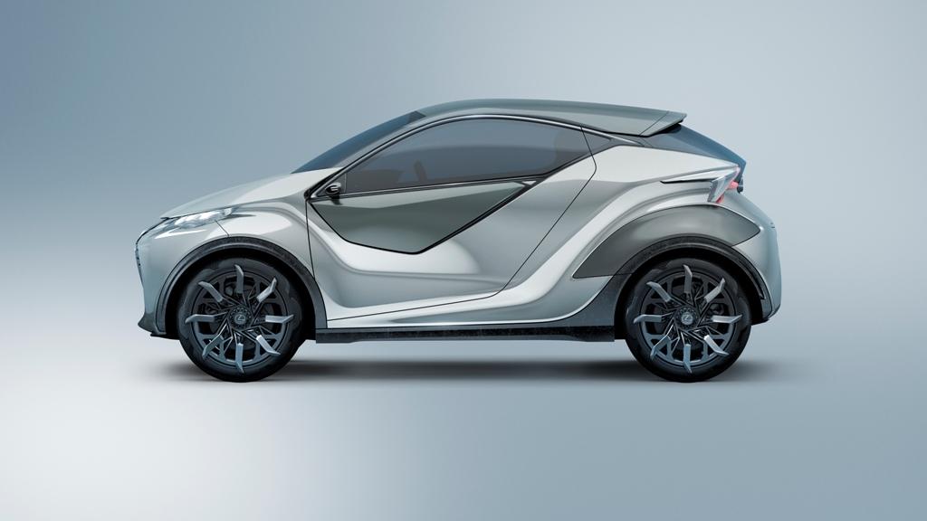 Lexus LF-SA concept (1/8)