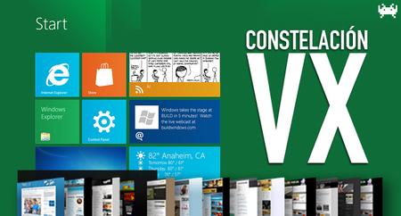 El análisis de Windows 8, la comparativa del iPad Mini y el futuro de los peajes. Constelación VX (CXVIII)