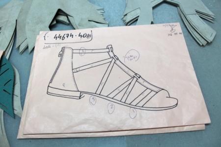 boceto it shoes
