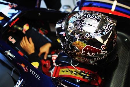 Red Bull domina en los entrenamientos libres del Gran Premio de Singapur