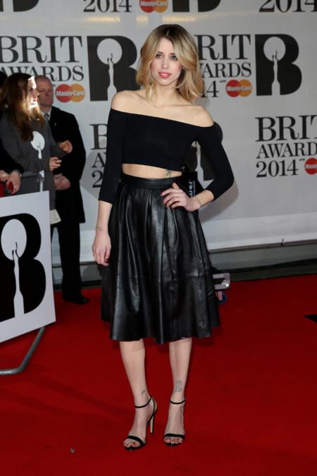 Peaches Geldof Mejor Brit Awards 2014
