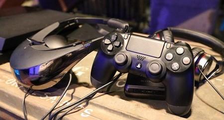 Rumores señalan que Sony podría presentar su casco de realidad virtual en la GDC
