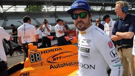 ¡Vetado! Honda no quiere que Fernando Alonso utilice sus motores en las 500 millas de Indianápolis
