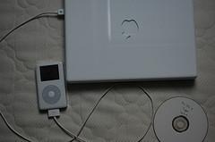 Instalar Mac OS X desde un iPod