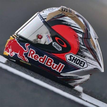 Shoei Casco Marquez Motegi Japon 2016 5