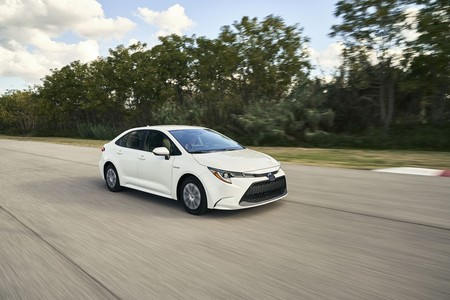 Toyota Corolla Hybrid 2