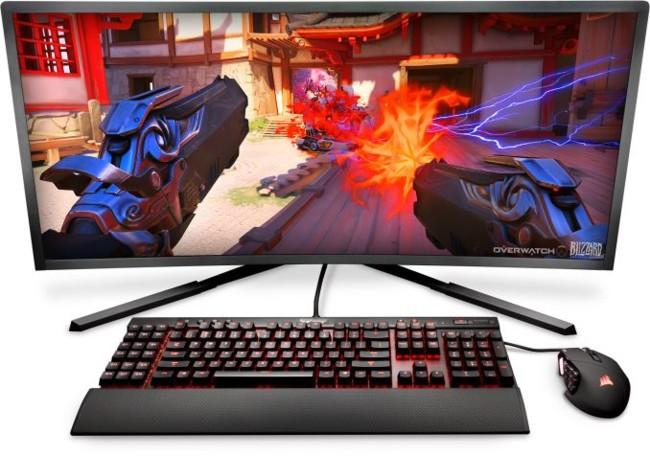 El ordenador todo en uno con el que sueñan los gamers: Intel pone los diez núcleos y Nvidia la GTX 1080